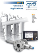 Top 5 Chemical Process Control Solutions