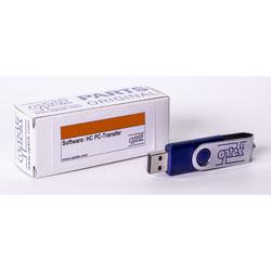 optek HC PC-Transfer Software PN: 2380-3301-0005-03