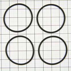 O-Ring 31.47 x 1.78 Viton® (4)  PN: 1203-0004-0018-02
