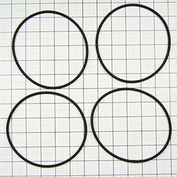 O-Ring 50.52 x 1.78 Viton® (4) PN: 1203-0004-0021-02